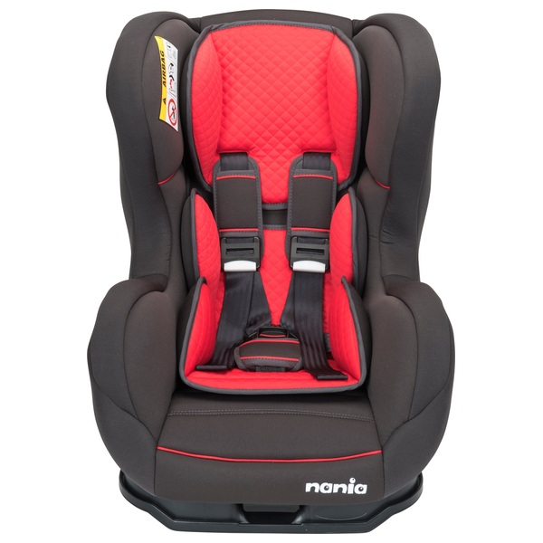 Nania Cosmo Group 0-1 Car Seat- Red