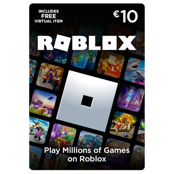 Roblox Card - €10