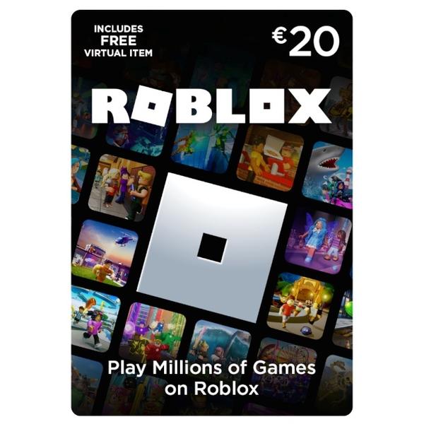 Roblox Card - €20