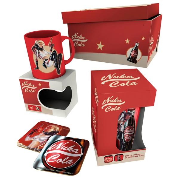 Fallout Nuka Cola Gift Box Set Gift Box Sets Uk