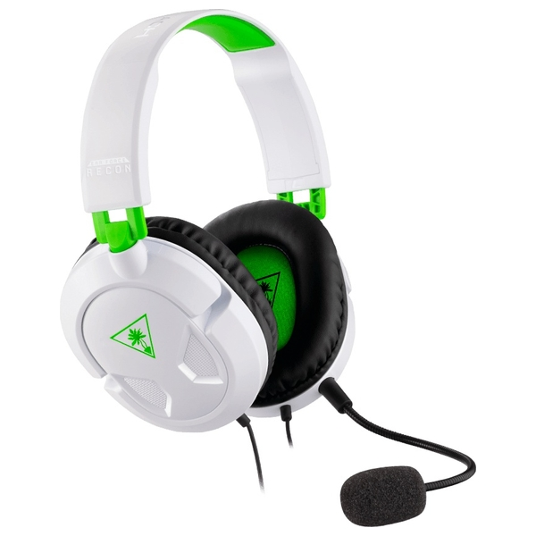 TURTLE BEACH® Ear Force Recon 50X White Headset Xbox One