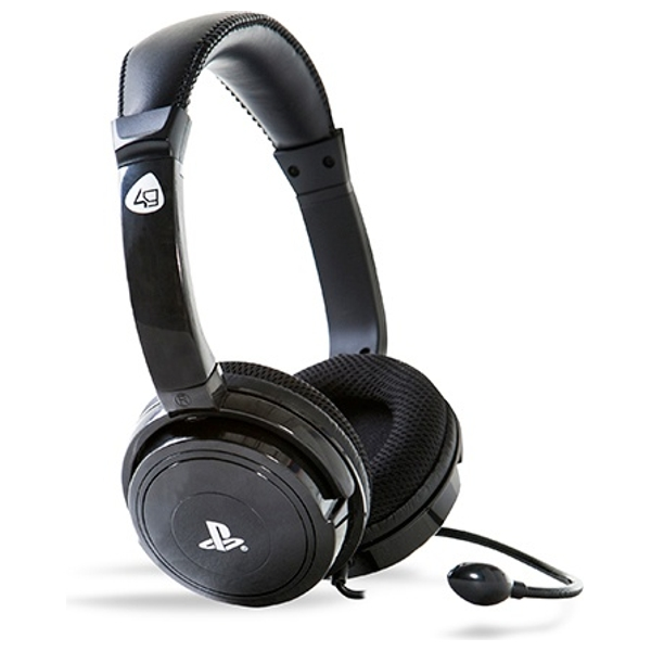 PS4 Wired Stereo Gaming Pro 4-40 Headset - Black