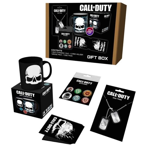Call Of Duty Gift Box Set Gift Box Sets Uk