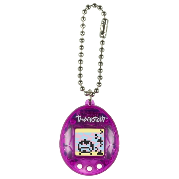 Tamagotchi - Purple and White