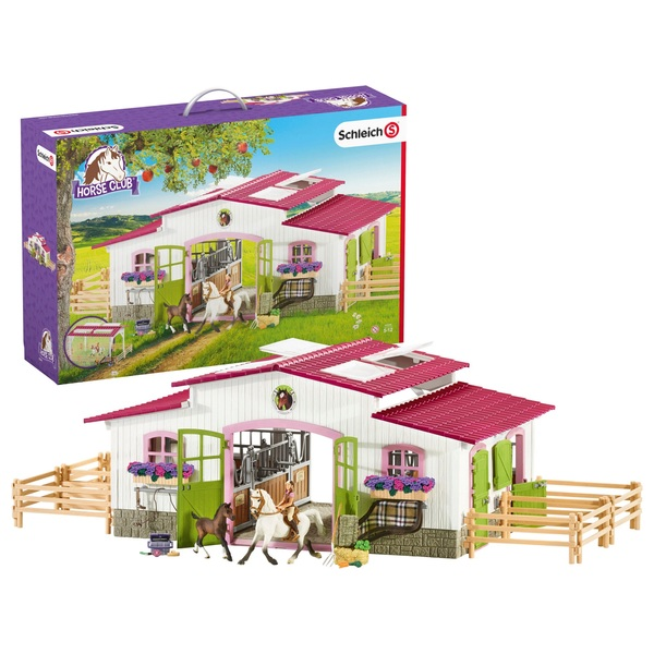 Schleich Horse Club: Riding Centre Playset