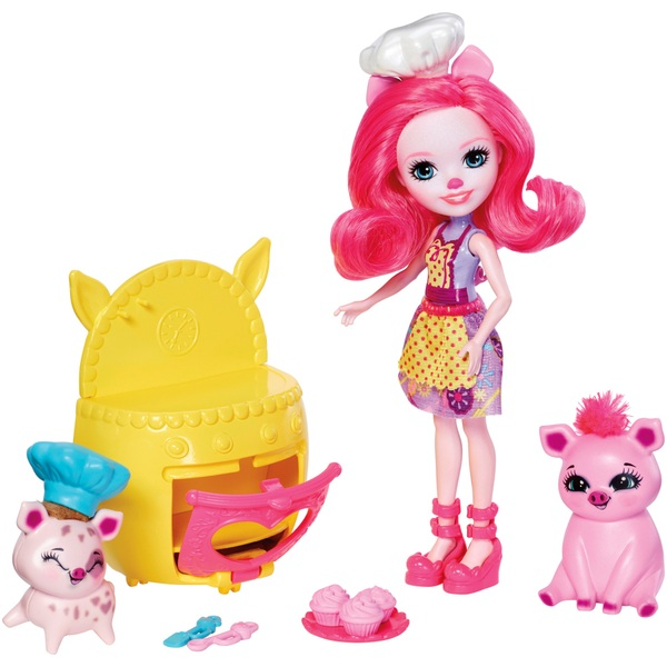Enchantimals Baking Buddies Playset