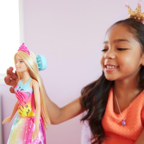 Barbie Dreamtopia Brush 'n Sparkle Princess