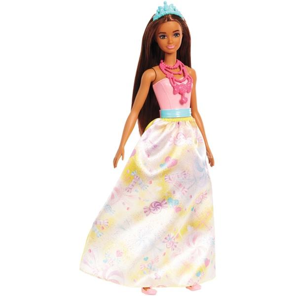 Barbie Dreamtopia Sweetville Princess Latina Doll