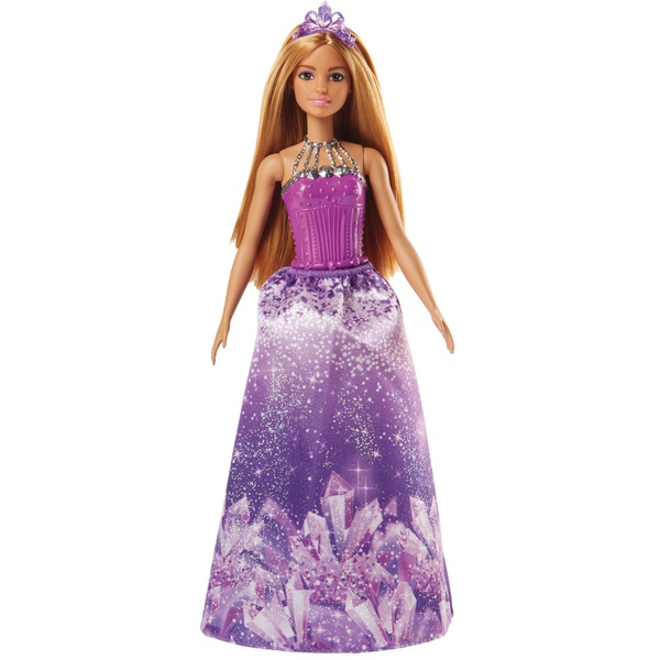 Barbie Dreamtopia Sparkle Mountain Princess Latina Doll