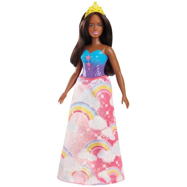 Barbie Dreamtopia Rainbow Cove Princess Curvy Doll
