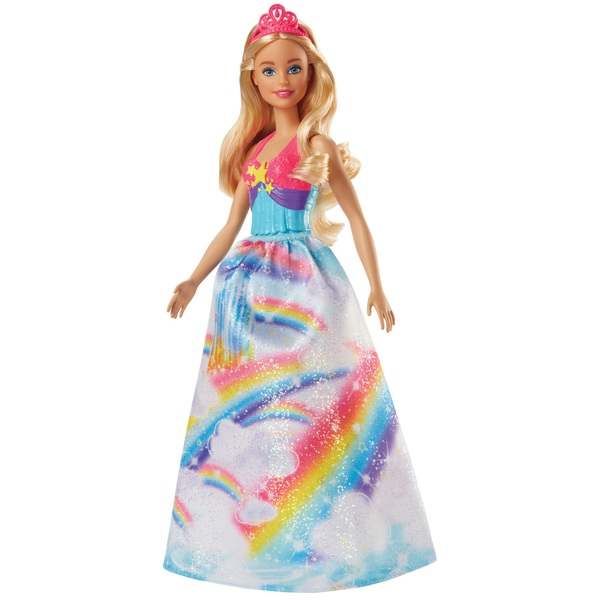 Barbie Dreamtopia Rainbow Cove Princess Doll