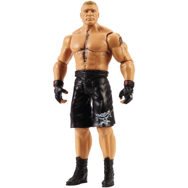 WWE Basic Series 80 Brock Lesnar Action Figure