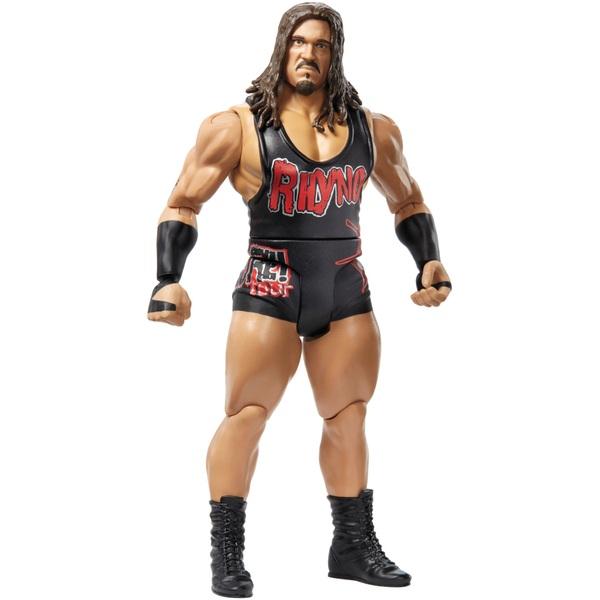 WWE Rhyno Action Figure Basic Series 81