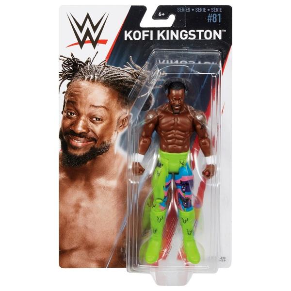 WWE Basic Series 81 Kofi Kingston