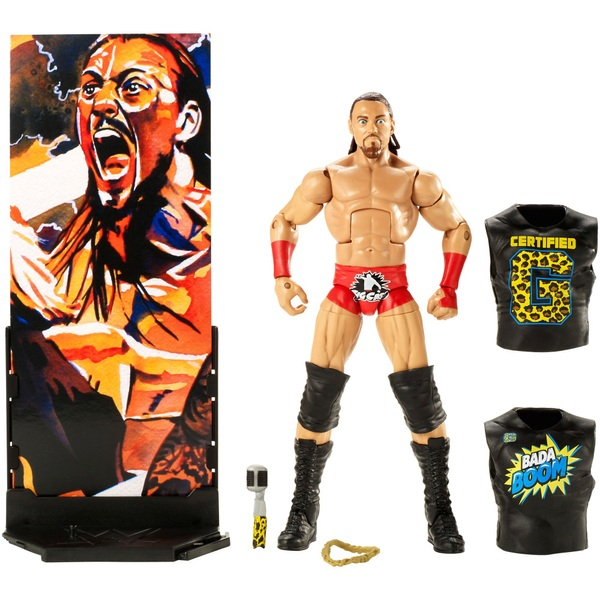 WWE Elite Collection Series 55 Big Cass Figure