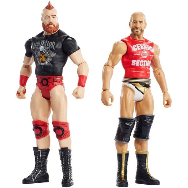 WWE Twin Pack Basic Series 49 Sheamus & Cesaro