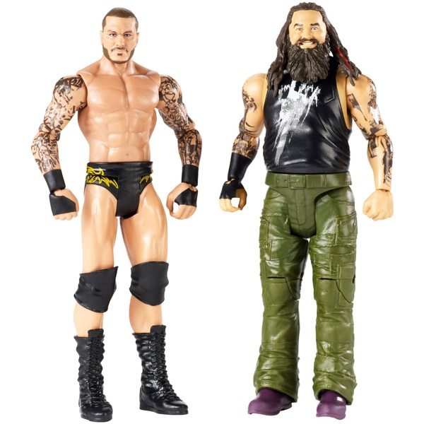 WWE Twin Pack Series 50 Randy Orton & Bray Wyatt