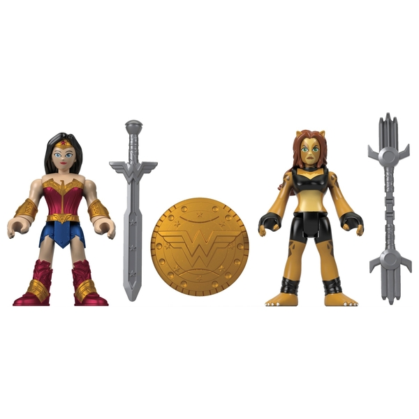 Imaginext DC Super Friends Wonder Woman & Cheetah
