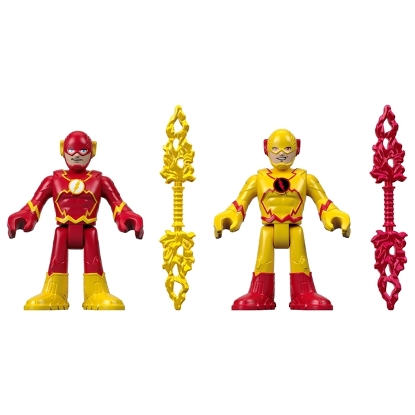 Imaginext DC Super Friends Flash and Reverse Flash