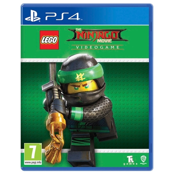 The LEGO Ninjago Movie Video Game PS4