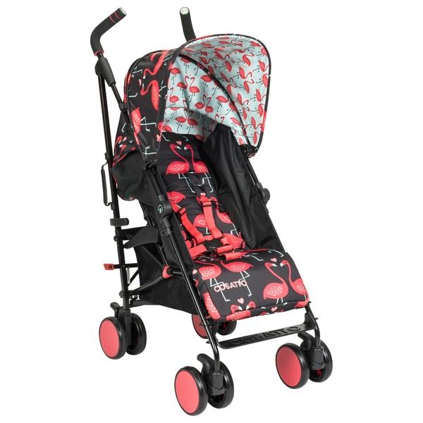 Cosatto Supa Go - Flamingo Fling Stroller