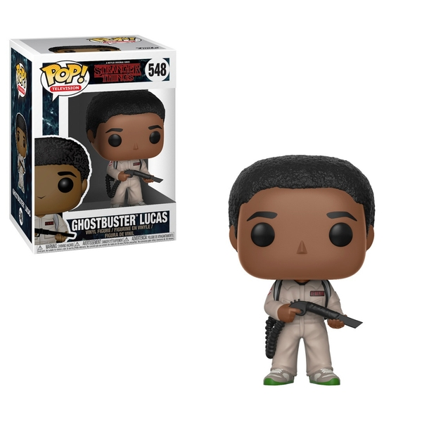 POP! Vinyl: Stranger Things Ghostbuster Lucas
