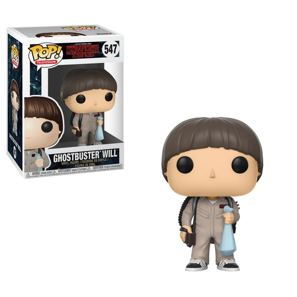 POP! Vinyl: Stranger Things Ghostbuster Will
