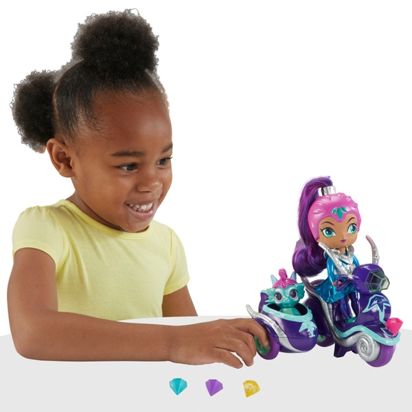 Shimmer and Shine Zeta's Scooter Playset