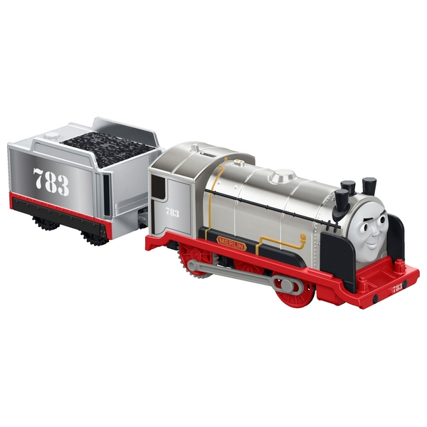 Fisher Price Thomas Amp Friends Trackmaster Merlin The