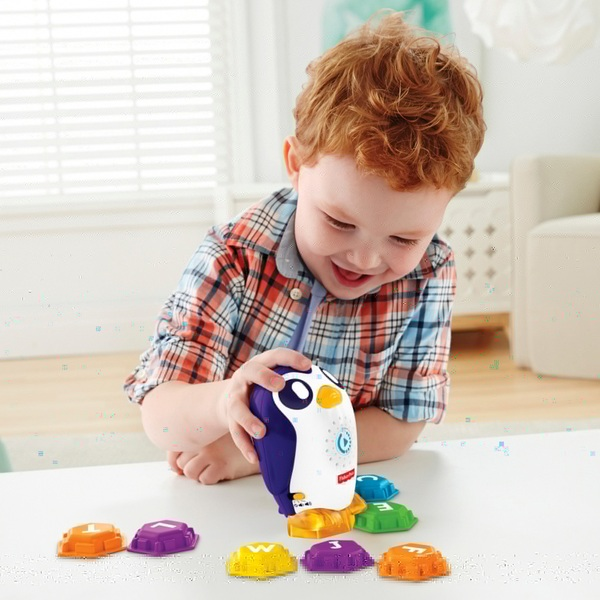 Fisher-Price Think & Learn Seek & Spell Penguin