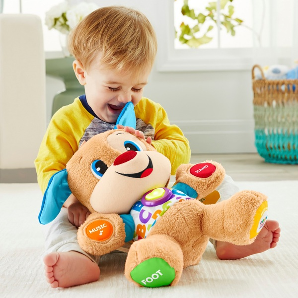 Fisher-Price Laugh & Learn Smart Stages Puppy Educational Toy