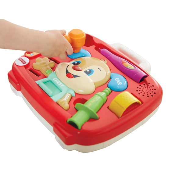 Fisher Price Medical Kit | eBay