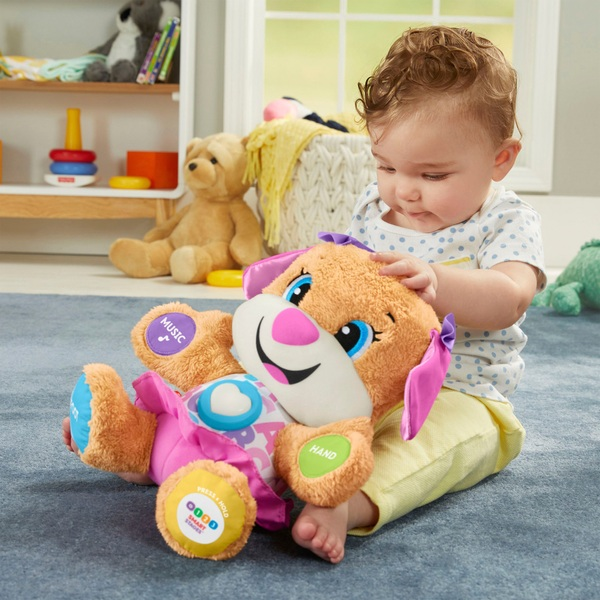Fisher-Price Laugh & Learn Smart Stages Sis Educational Puppy