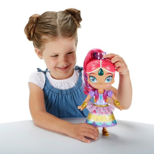 Shimmer and Shine Wish & Twirl Shimmer Doll