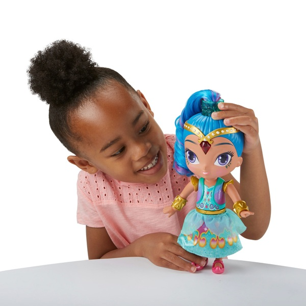 Shimmer and Shine Wish & Twirl Shine Doll