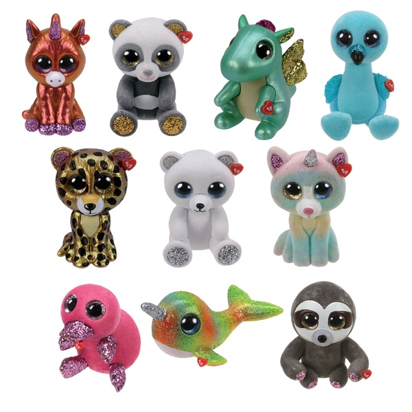 b905210c94e Mini Boo Collectibles - Assortment - TY Beanie Boo UK