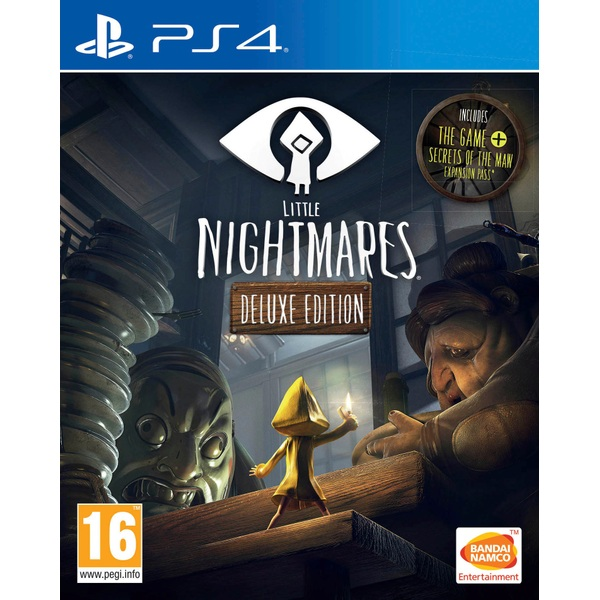 Little Nightmares Deluxe Edition PS4