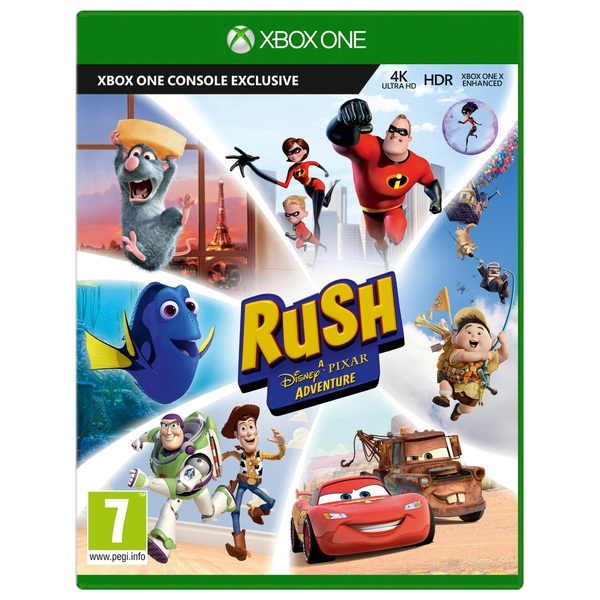 Paranorman Game Xbox One : Rush a disney pixar adventure xbox one games uk