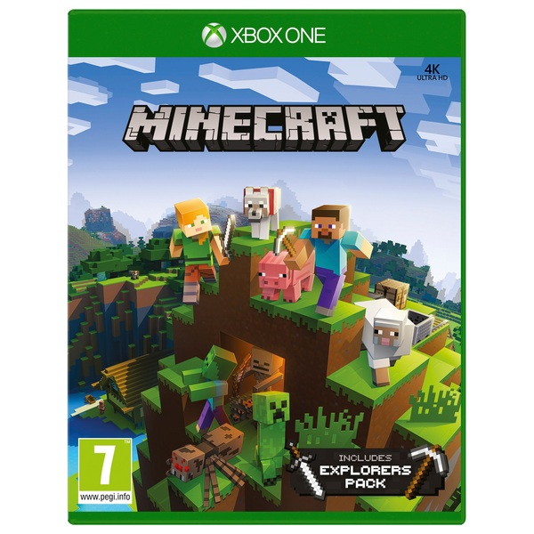 Minecraft: Explorers Pack Xbox One