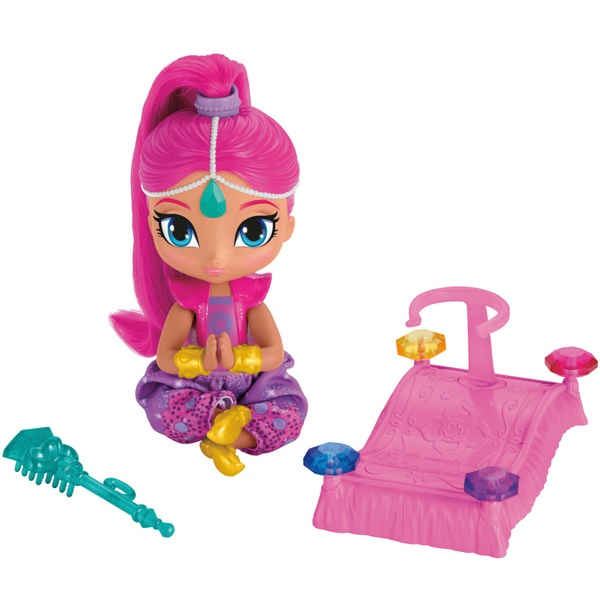 Shimmer and Shine Floating Genie Shimmer Doll
