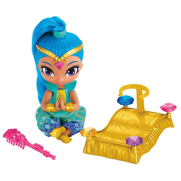 Shimmer and Shine Floating Genie Shine Doll
