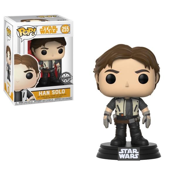 POP! Vinyl: Star Wars Han Solo Exclusive