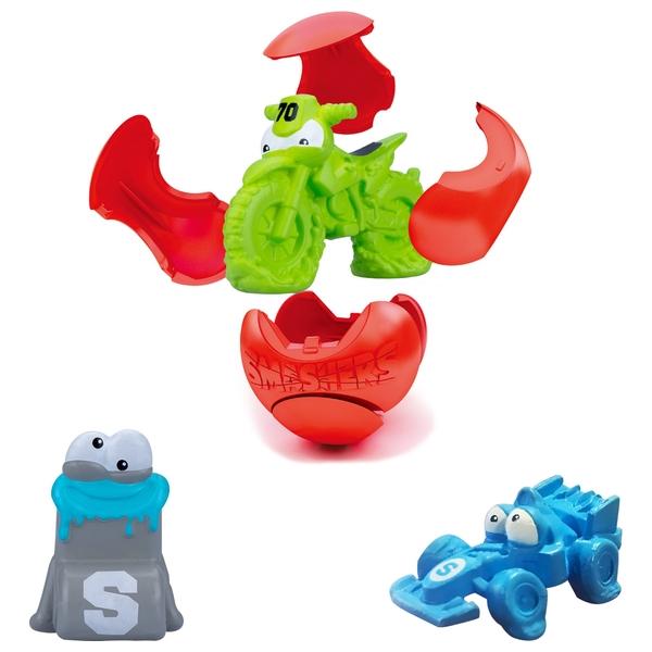 Smashers Sports Triple Pack