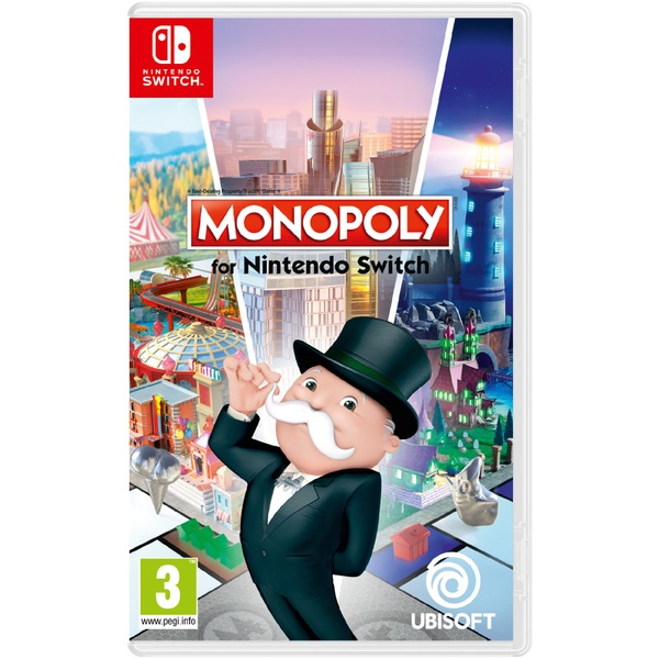 Monopoly Nintendo Switch