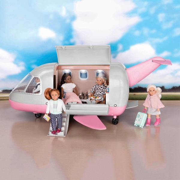 Lori 15 cm Luxury Jet