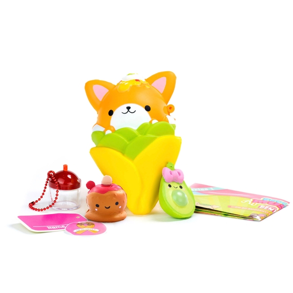 Smooshy Mushy Bentos Box - Assortment