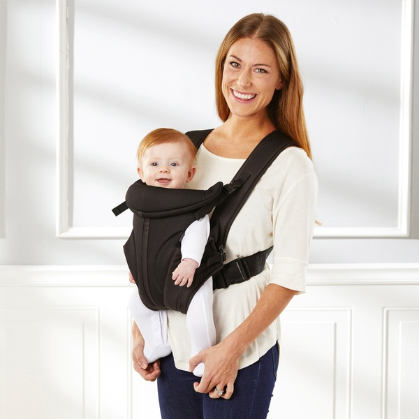 Babylo 3-in-1 Baby Carrier Black