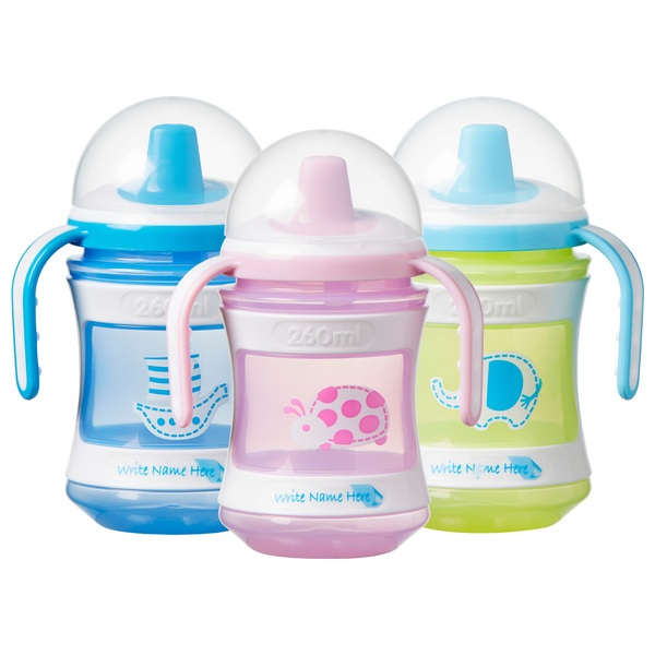 Tommee Tippee Explora Trainer Cup 6m+ - Assortment