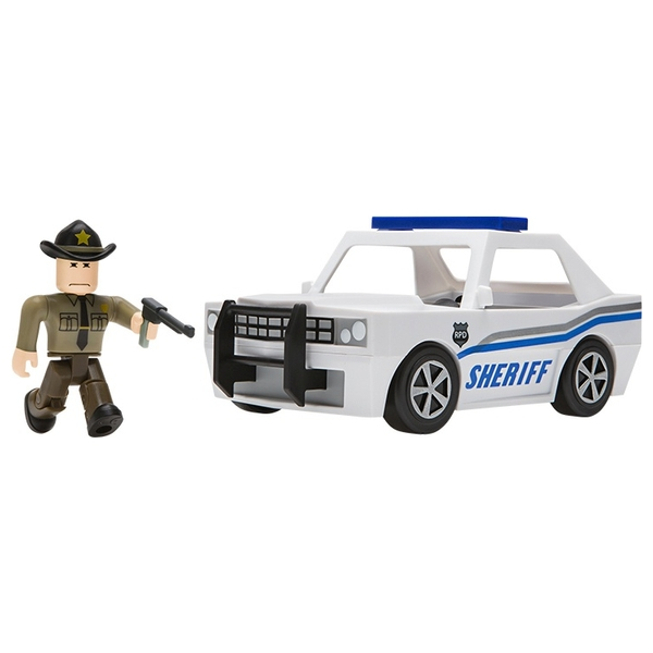 ROBLOX Robloxia Sheriff Patrol Car