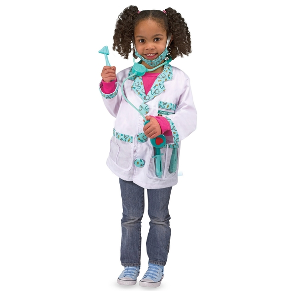 Melissa & Doug Doctor Dress Up Set